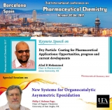 2nd International Conference on Pharmaceutical Chemistry