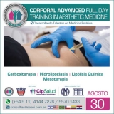 Corporal Avdanced Full Day. Training in Esthetic Medicine