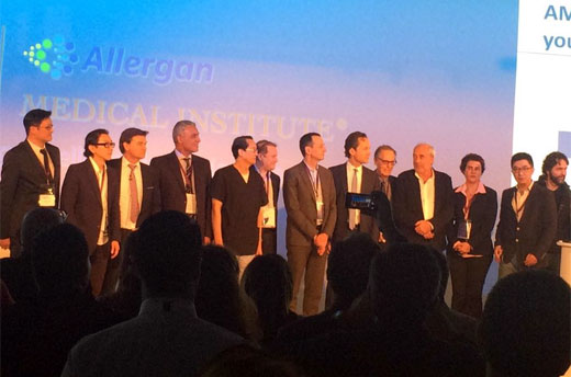 Primer encuentro mundial del Allergan Medical Institute
