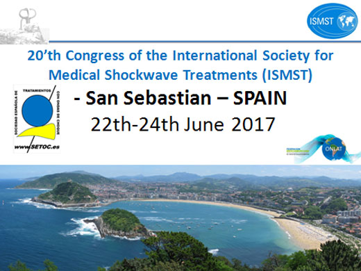 20th International Congress of the ISMST 2017 / Vl Congreso Nacional de SETOC