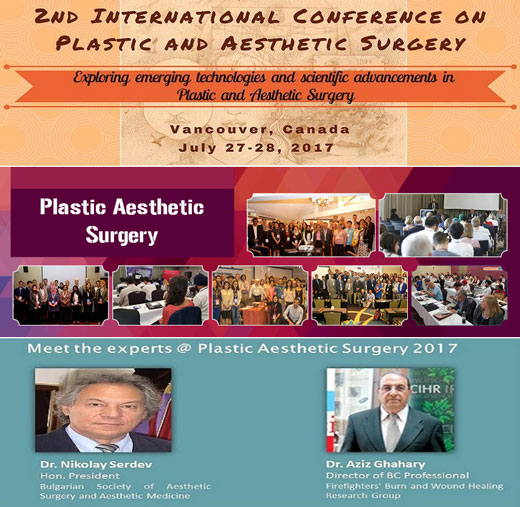 2nd International Conference on Plastic and Aesthetic Surgery