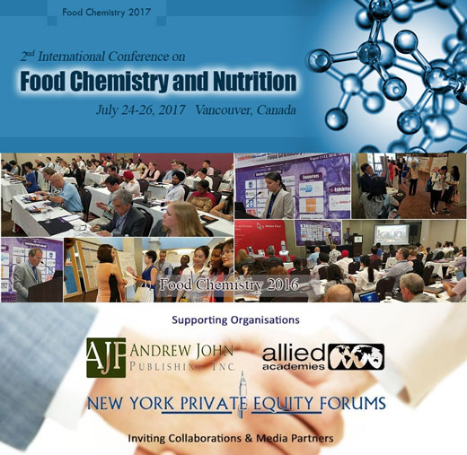 2nd International Conference on Food Chemistry & Nutrition