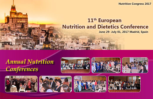 11th European Nutrition and Dietetics Conference