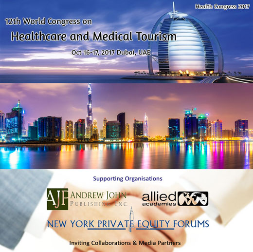 12th World Congress on Healthcare and Medical Tourism