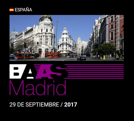 BAAS Madrid / Beauty Antiaging & Aesthetic Sessions