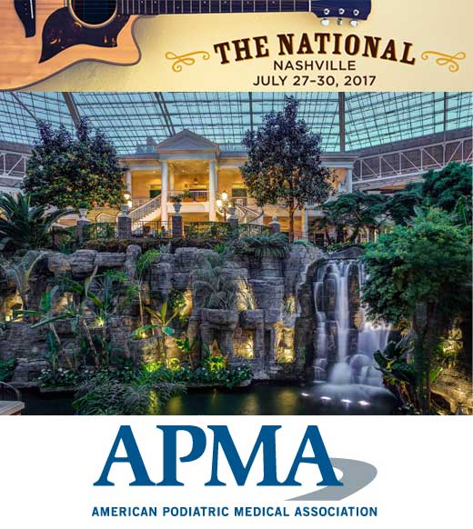 APMA 2017 Annual Scientific Meeting The National