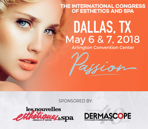 The International Congress of Esthetics and Spa Dallas 2018