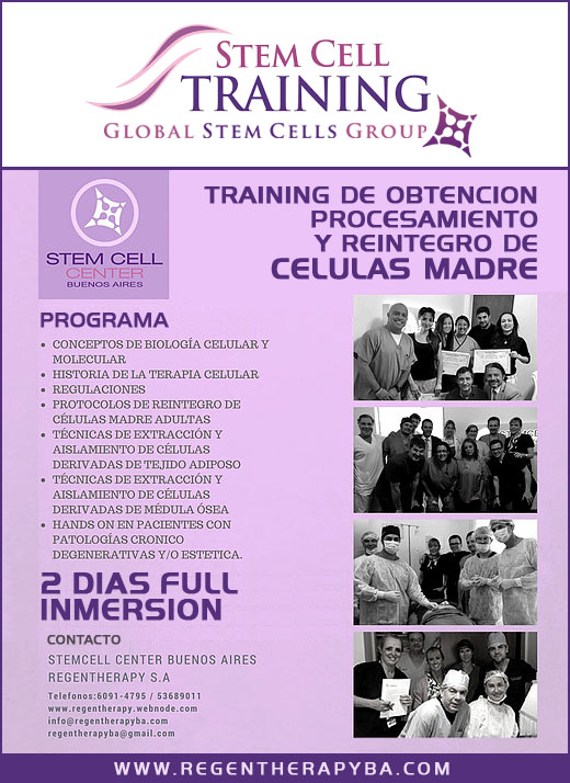 Stem Cell Training